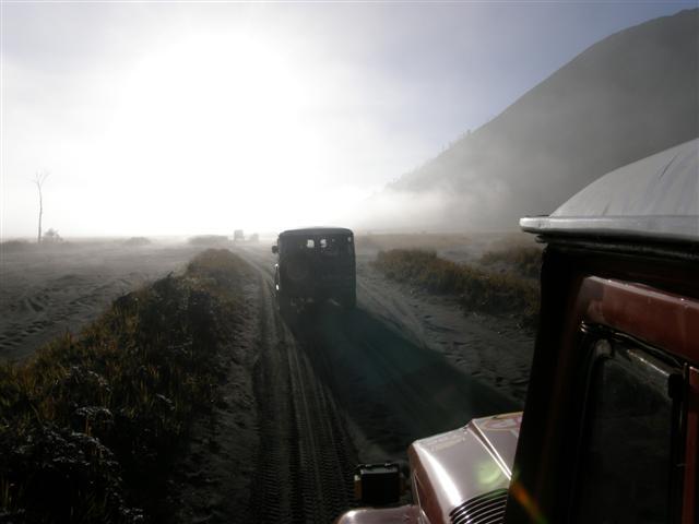 Bromo Semeru National Park