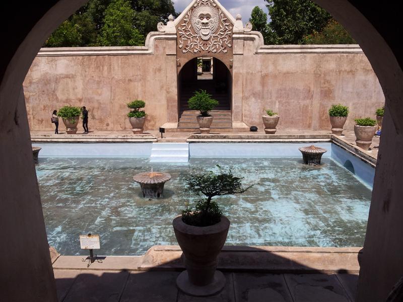 Taman Sari Palace