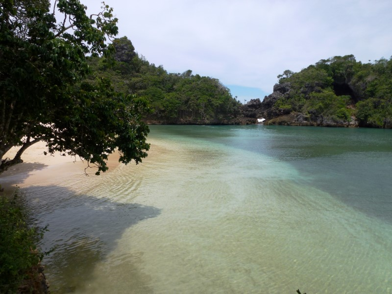 Sendang Biru Pulau Sempu