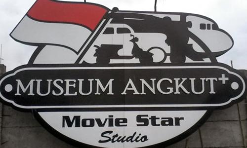 Museum Angkut Terbesar di Asia