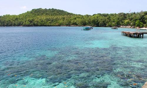Pantai Iboih Banda Aceh Utiket