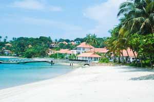 Pantai Nongsa Batam Utiket