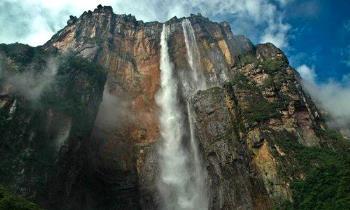 Air Terjun Tertinggi di Dunia
