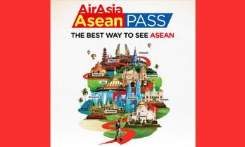 AirAsia ASEAN Pass untuk Keliling ASEAN