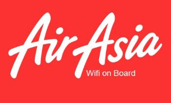 AirAsia Uji Wifi on board