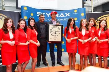 AirAsia voted Best Low-Cost Airline in the world, again.