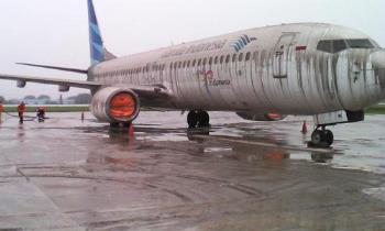 Bahaya Abu Vulkanik Bagi Pesawat