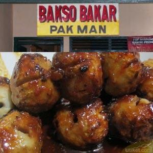 Pak Man's Grilled Meatballs