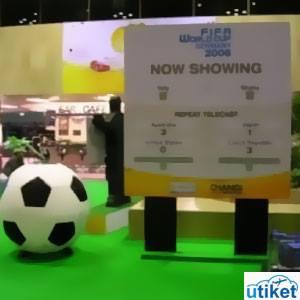 Bandara Changi dan Piala Dunia