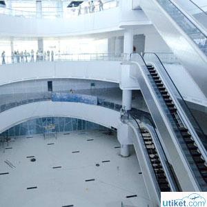Bandara Mal Pertama di Indonesia