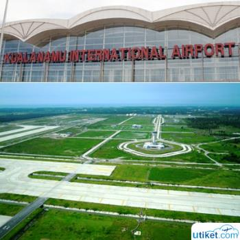 The International Airport Kualanamu