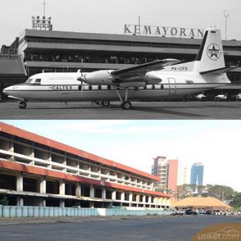 Bandara Internasional Pertama di Indonesia