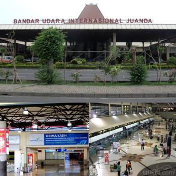 Bandara Juanda Kembali Meraih Penghargaan