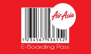 Boarding Pass Elektronik AirAsia