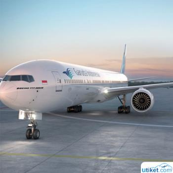 The Sophisticating of Garuda Indonesia's Boeing 777-300ER