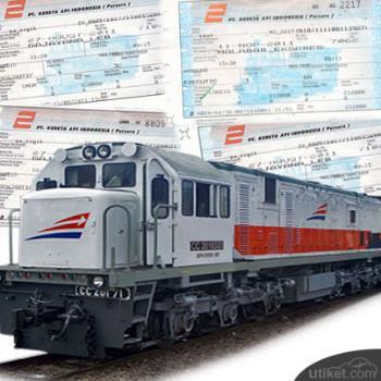Perubahan dan Pembatalan Tiket Kereta Api