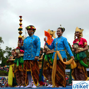 Festival Budaya Erau 2014
