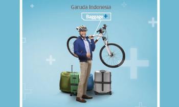Garuda Indonesia Tawarkan Ekstra Bagasi