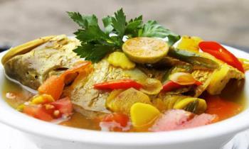 Ikan Kuah Pala Banda