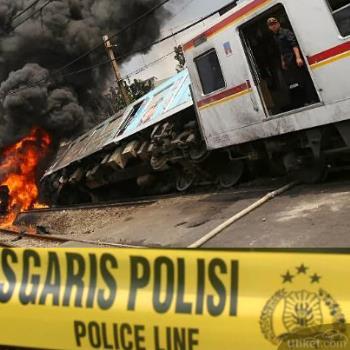Kecelakaan Kereta Api Terburuk di Indonesia