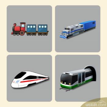 Empat Jenis Kereta Api Indonesia