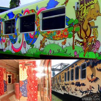 Kereta Batik Indonesia