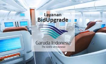 Layanan BidUpgrade Garuda Indonesia