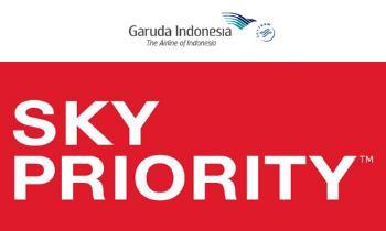 Layanan SkyPriority di Garuda Indonesia