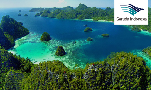 Layanan Terbaru Garuda Indonesia (Jakarta-Sorong)