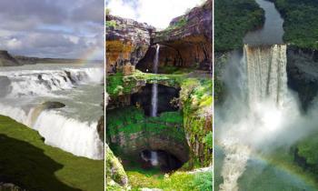 Lima Air Terjun Terindah di Dunia