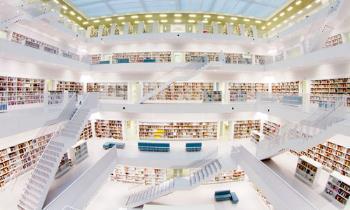 Lima Perpustakaan Terunik di Dunia