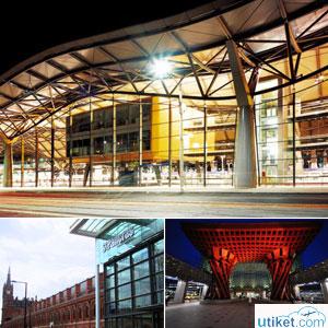 Lima Stasiun KA Termegah di Dunia