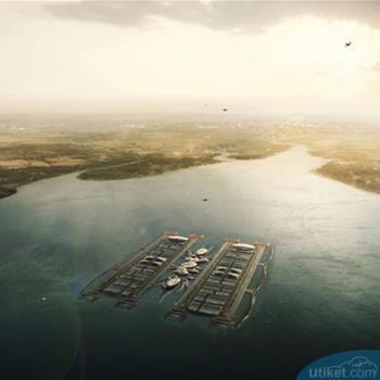 London Rencanakan Bangun Bandara Terapung