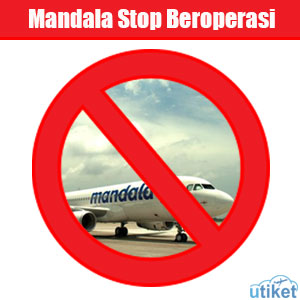 Tiger Mandala Air ceases operations