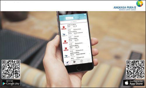 Mengenal Aplikasi Indonesia Airports