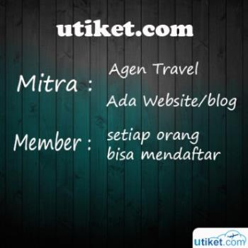 Difference Between Utiket Partner and Member