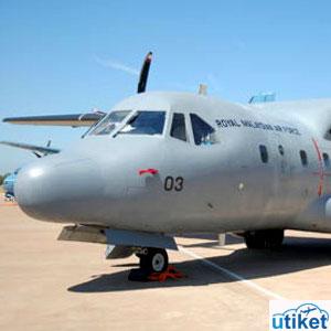 Pesawat CN-235 Buatan Indonesia