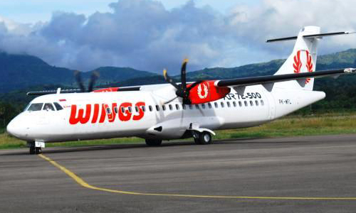 Rute Baru Wings Air