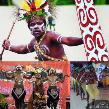 Overview about Sajojo Dance, Papua