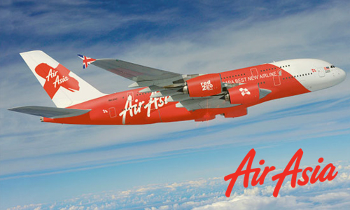 Congratulation Two Tittles for AirAsia!
