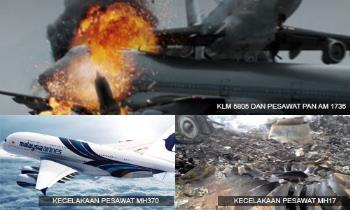 The three worst airplane disasters in history
