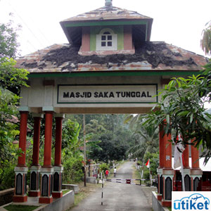 Tiga Masjid Tertua di Indonesia