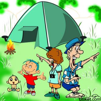 Camping Tips with a Child