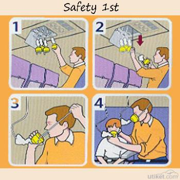 Keep Safe during Flight