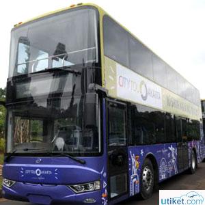 Wisata Bus Tingkat Jakarta